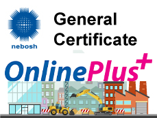 NEBOSH International General Certificate OnlinePlus+