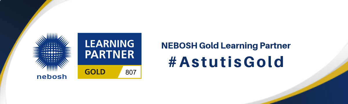 NEBOSH Gold Website Banner Int