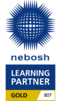 NEBOSH certified logo - large