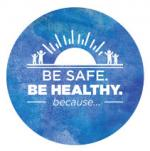 Be safe be healthy logo SWM Aus 2015