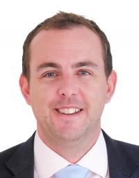 Middle East Office and Sales Manager Alastair Park