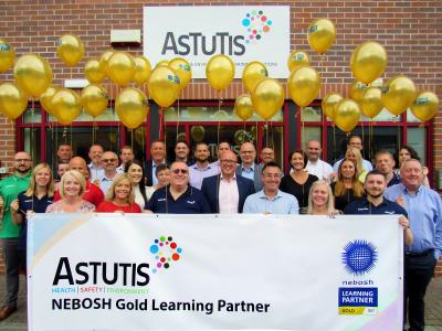 Astutis Gold Learning Partner Staff Photo
