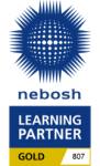 NEBOSH Accredited Centre 807 logo